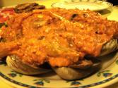  Baked Clams And Eggplant