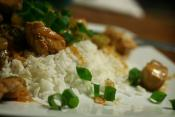Baked Curried Chicken And Rice