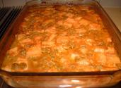 Baked Lima Beans And Cheese