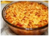 Home Baked Macaroni And Cheese