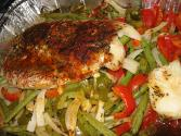Baked Peppered Fish