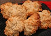 Baking Powder Drop Biscuits