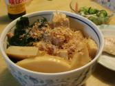 Steamed Bamboo Shoots With Chicken And Ham