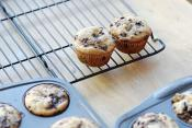 Chocolate Chunk Banana Muffins