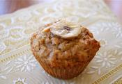 Banana Oat & Honey Muffins