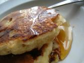 Banana-oatmeal Pancakes