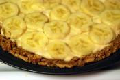 Quick Banana Pie