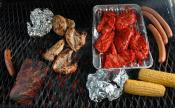 Barbecued Chicken Steaks
