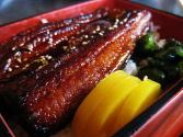 Barbecued Eel