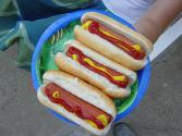 Sizzling Hot Dogs