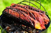 Barbecued Pork Backs