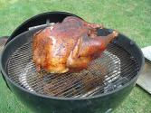 Barbecued Turkey