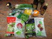 Basic Green Salad Mix
