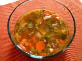 A Basic Vegetable Soup