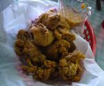 Batter Dipped Fried Chicken