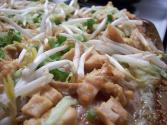 Bean Sprout Cucumber And Crab Salad