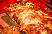 Beef And Cheese Lasagne 