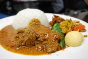 Beef Curry With Eggs