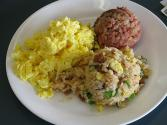 Beef Egg Scramble