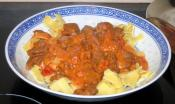 Slow Cooked Hungarian Beef Goulash