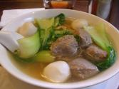 Beef Soup With Meatballs