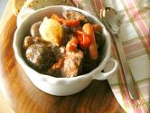Beef Stew In Red Wine