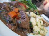 Beef Stew Provencale