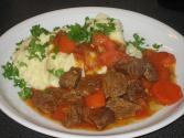 Beef Stew With Basil Tomato Paste
