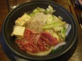 Beef Sukiyaki With Tofu And Bamboo Shoots