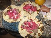 Make-ahead Beef Tacos