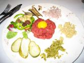 Beef Tartar With Caviar
