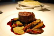 Beef Tenderloin With Port Sauce
