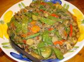 Beef And Zucchini Stir Fry