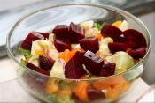 Beets With Mandarin Oranges