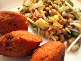 Black Eyed Pea And Corn Salad