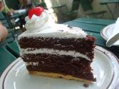 Black Forest Cherry Cake