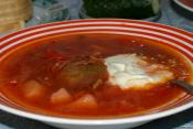 Cabbage Borsch