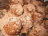Bourbon Walnut Balls