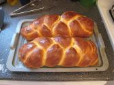 Braided Fruit Bread