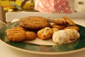 Brazil Nut Cookies