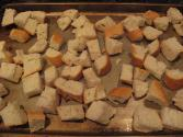 Croutons And Dry Bread Crumbs