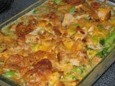 Broccoli Chicken Pasta Casserole