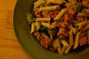 Pasta Twists With Broccoli Rabe