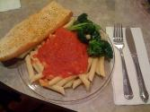Broccoli With Penne