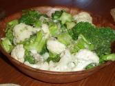 Broccoli With Shallots