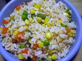 Brown Rice And Vegetable