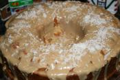 Brown Sugar Pecan Cake