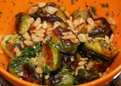 Brussels Sprouts With Turnips
