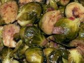 Cold Brussels Sprouts Parisienne