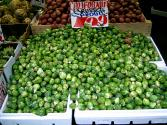 Brussels Sprouts And New Potatoes